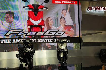 Beli Sepeda Motor Matic Terbaru dan Ikuti Kuisnya