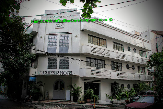 The Clipper Hotel, P.Burgos St, Makati, Manila, Philippines