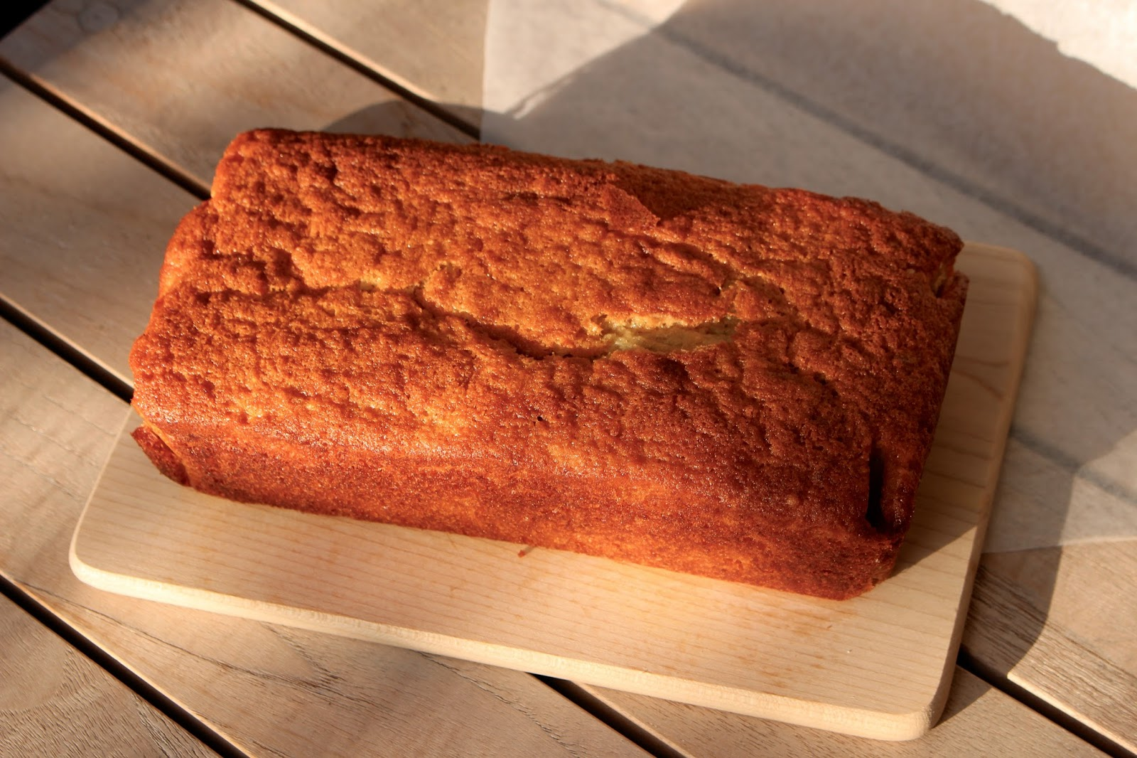 simple banana loaf recipe