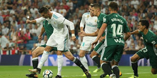 Betis vs Real Madrid Live Streaming online Today 18.02.2018 La Liga
