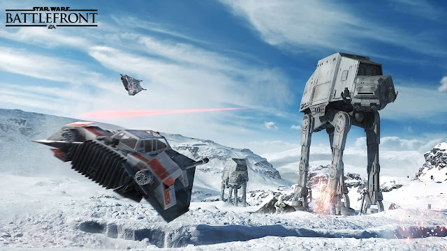 Star Wars: Battlefront, It's back, looking more powerful than you could possibly imagine...
