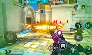 Shooter Of War-FPS:Битва героя Apk Mod v0.1.3.007 For Android