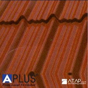 Aplus Metal Roof Tile Type Class - 750
