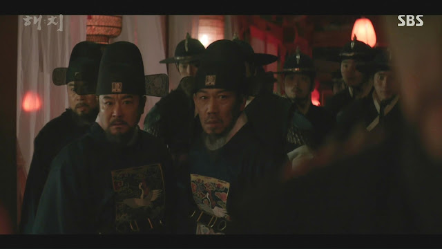 Sinopsis Haechi Episode 19 - 20
