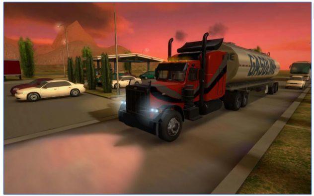 5 Game Bus dan Truck Simulator 3D Terbaik di Android 2016