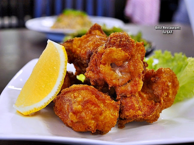 YUGO HOUSE PUBLIKA Menu - Tori Karaage (Japanese Fried Chicken)