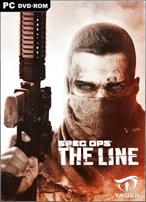 Spec Ops. The Line Poster