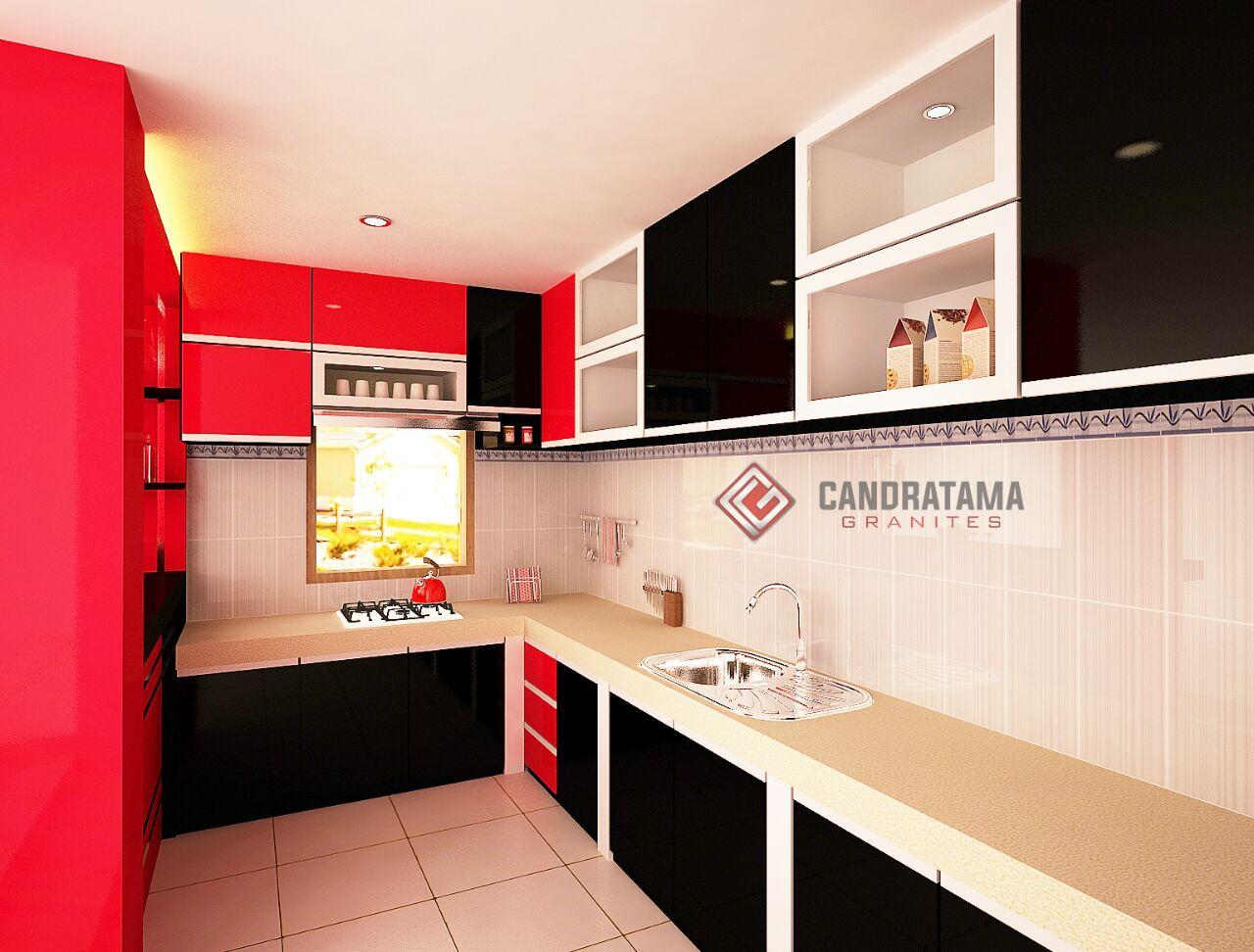Kitchen Set Rumah Tangga Di Jombang 08113371733 Jasa Interior