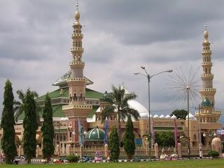 masjid-agung-darussalam-purbalingga