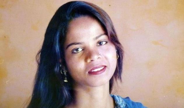 A paquistanesa cristã que passou 9 anos na prisão por causa de um gole d'água