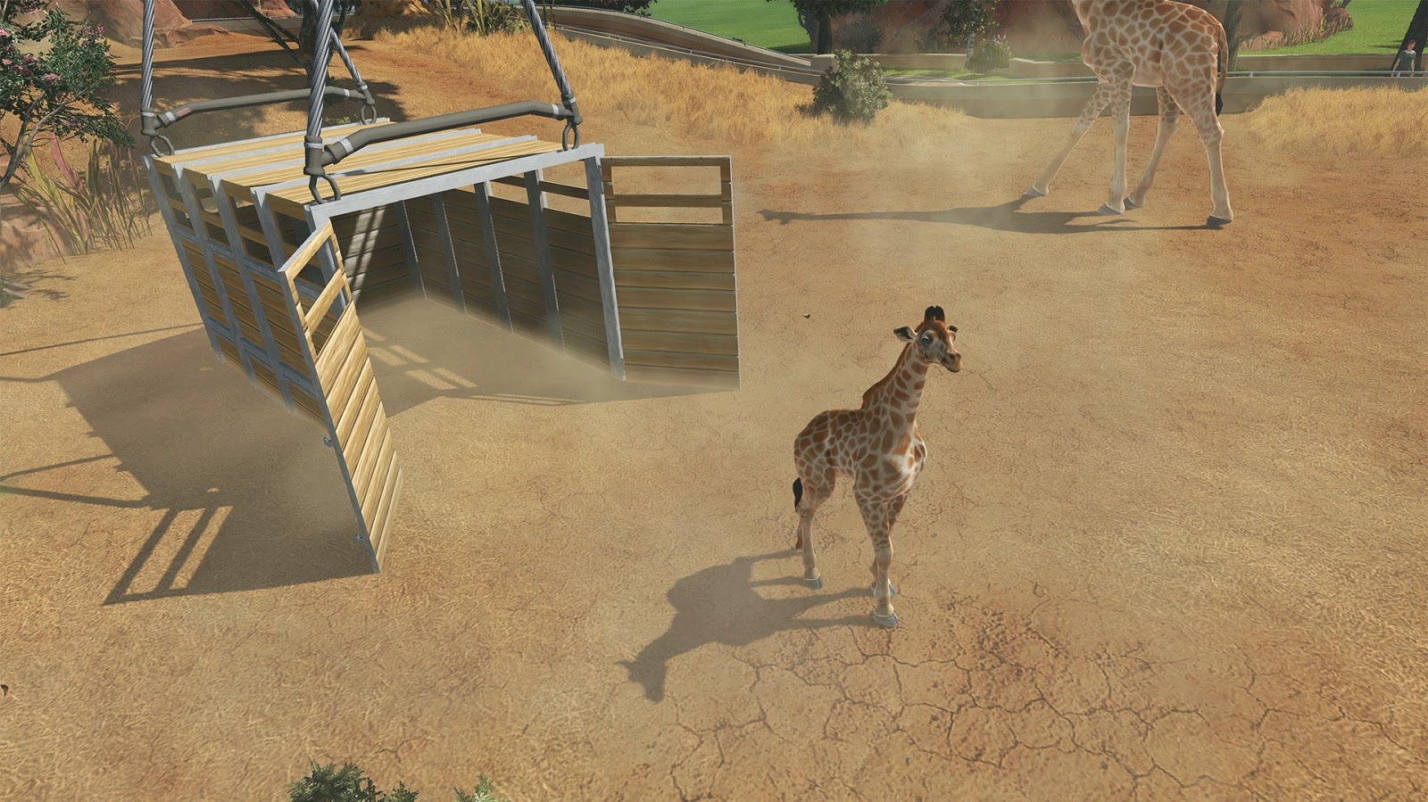 Game Pictures: Zoo Tycoon 2: Extinct Animals Download PC