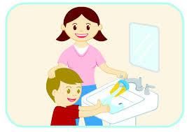 Guia Para El Cuidado Infantil Técnica Para El Lavado De Manos Y