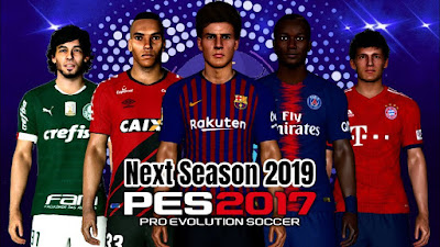 PES 2017 MEGA Update for Next Season Patch 2019 AIO by Eno Patch 2018/2019
