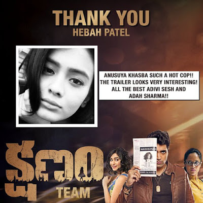 Kshanam-Review