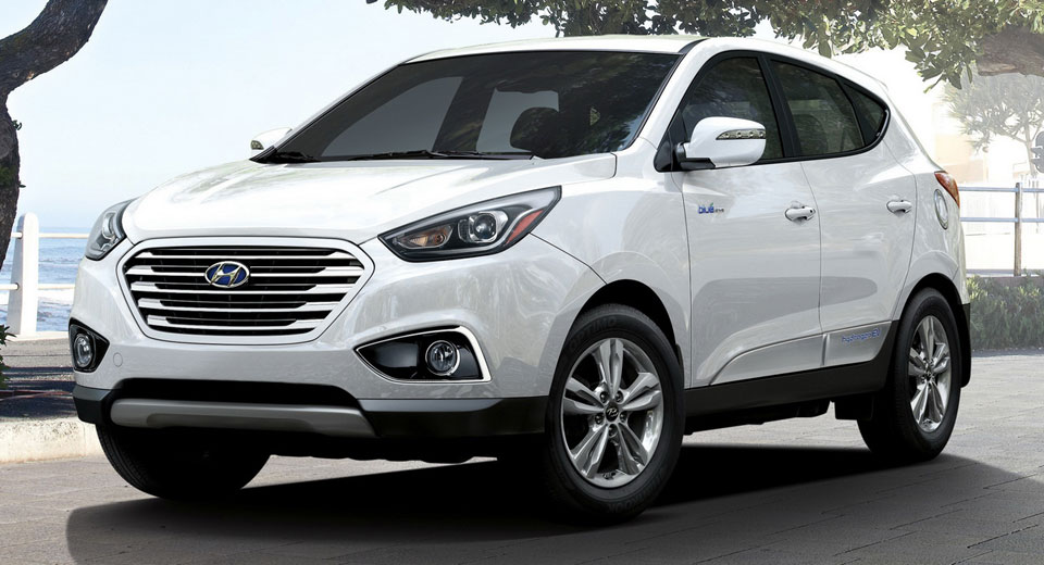 Hyundai To Launch Affordable Hydrogen Model In 2018
