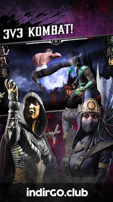Mortal Kombat X mod apk