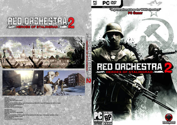 Red Orchestra 2 Heroes of Stalingrad Full PC Game Free Download