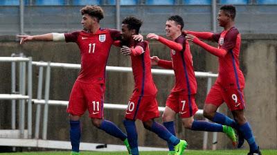 England vs Japan U17 Live Stream