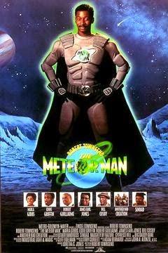 El Hombre Meteoro en Español Latino