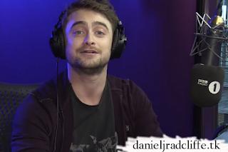 Daniel Radcliffe on BBC Radio 1's Movies & Megastars