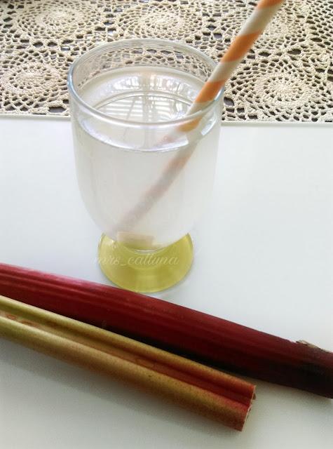 lemoniada z ogórkiem