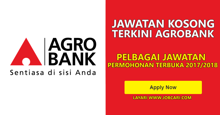 Pelbagai Jawatan Agrobank