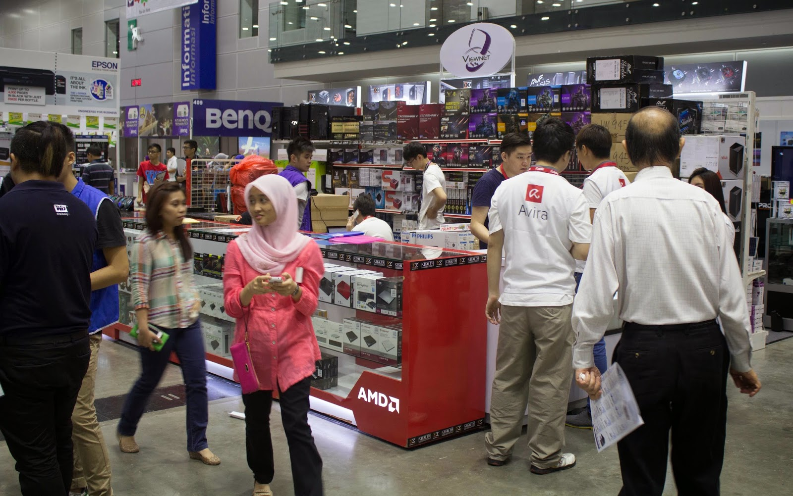 Coverage of PIKOM PC Fair 2014 @ Kuala Lumpur Convention Center 372