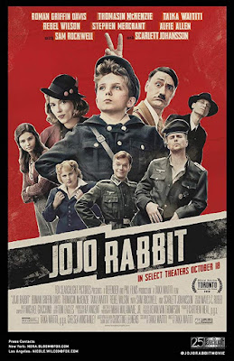 Jojo Rabbit 2019 Eng WEB HDRip 480p 300Mb ESub x264