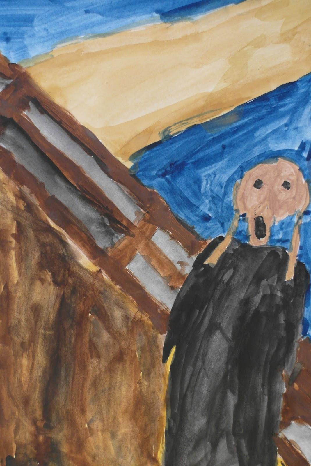 Kuuluisia Taideteoksia
