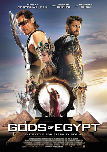 Gods Of Egypt (BRRip 1080p Ingles Subtitulada) (2016)