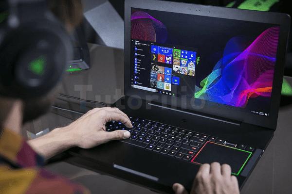 Laptop Razer blade pro untuk pecinta gamers