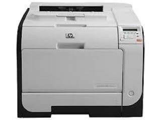 Image HP LaserJet Pro M451dn Printer