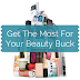 6 Ways To Get The Most Bang For Your Spring Beauty Buck