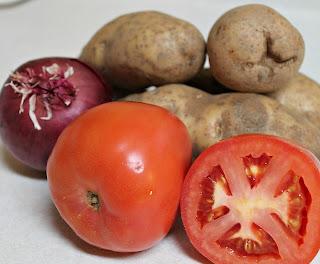 Freshly Completed: Kielbasa + Potatoes