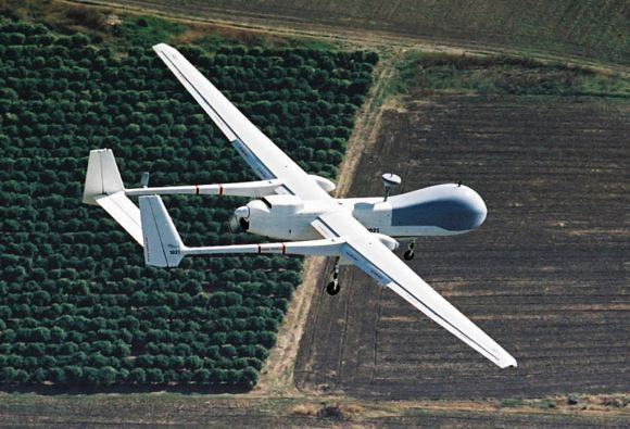 Hanggar Skuadron UAV TNI Telah Disiapkan