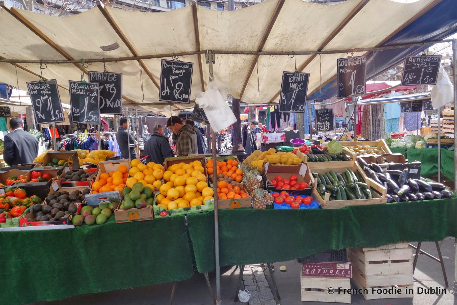 Paris Food Market, ALigre