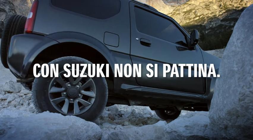 Canzone Suzuki pubblicità 4x4 allgrip con Carolina Kostner - Musica spot Novembre 2016