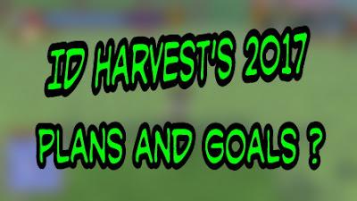 Rencana dan Target Blog ID Harvest Kedepannya di Tahun 2017