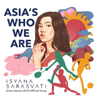 Isyana Sarasvati - Asia's Who We Are