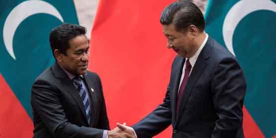Terlilit Utang  Proyek Infrastruktur, Negara Maldives Terancam Diambil China