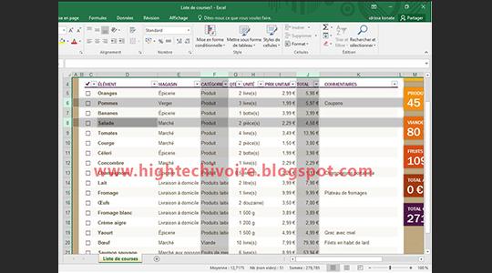 Collage spécial dans Excel. Comment faire une liste alphabétique automatique. Catégories Nous allons donc écrire que nous allons remplacer le numéro de la ligne, dans l'adresse retournée - toujoursDonc, si après la lettre Z, vous voulez revenir à A, nous allons créer une liste personnalisée.