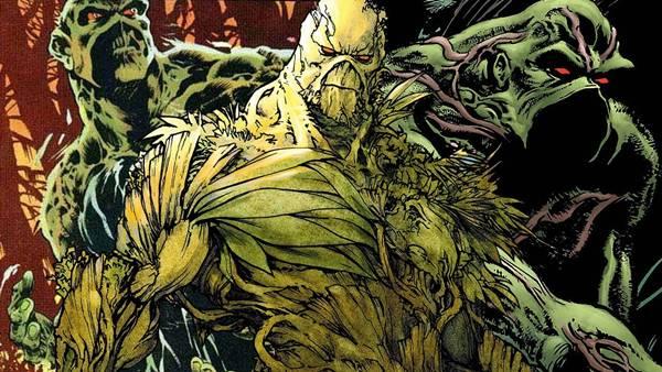 daftar kekuatan swamp thing