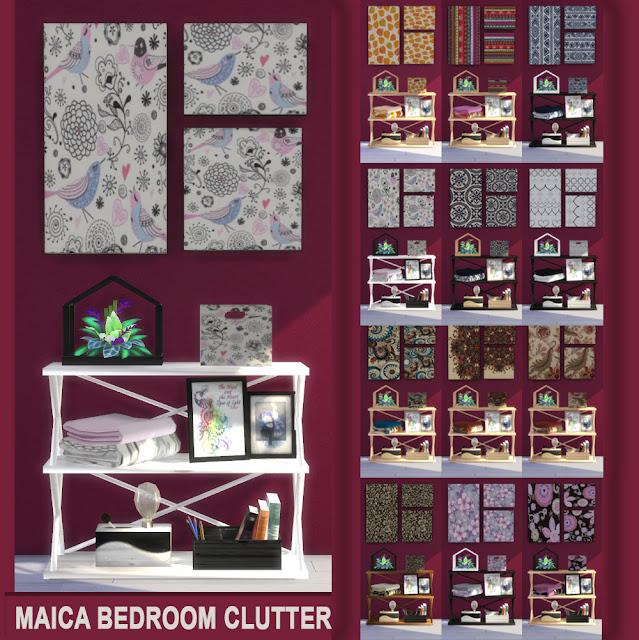 Clutter Dormitorio Maica 11