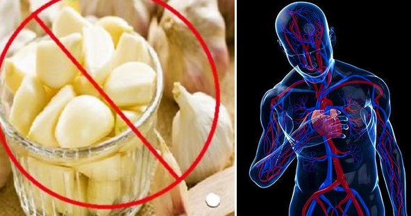 Stop Eating Garlic Immediately