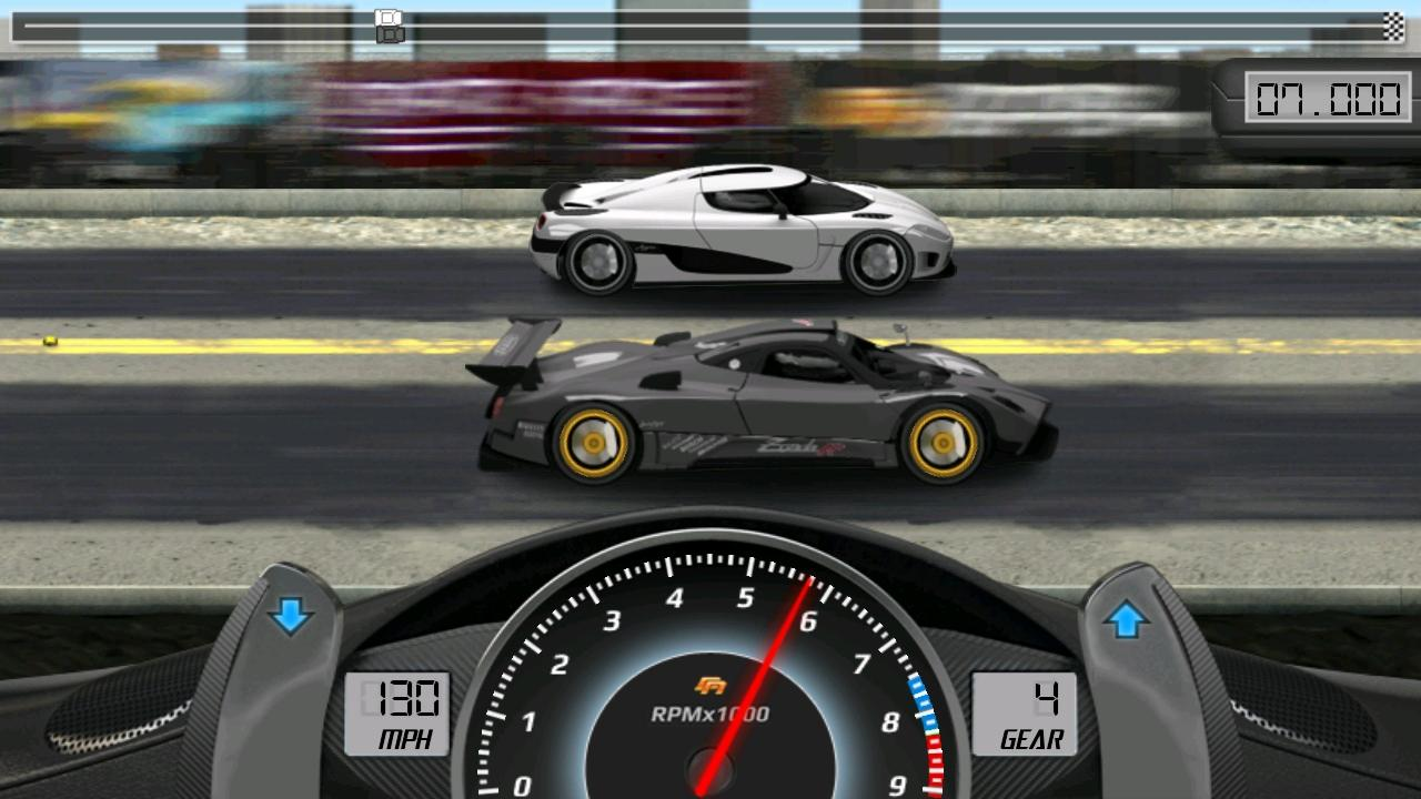 Drag Racing Classic MOD APK