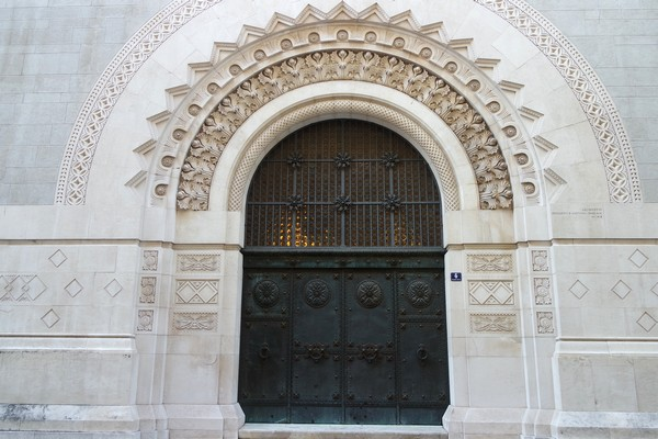 trieste synagogue