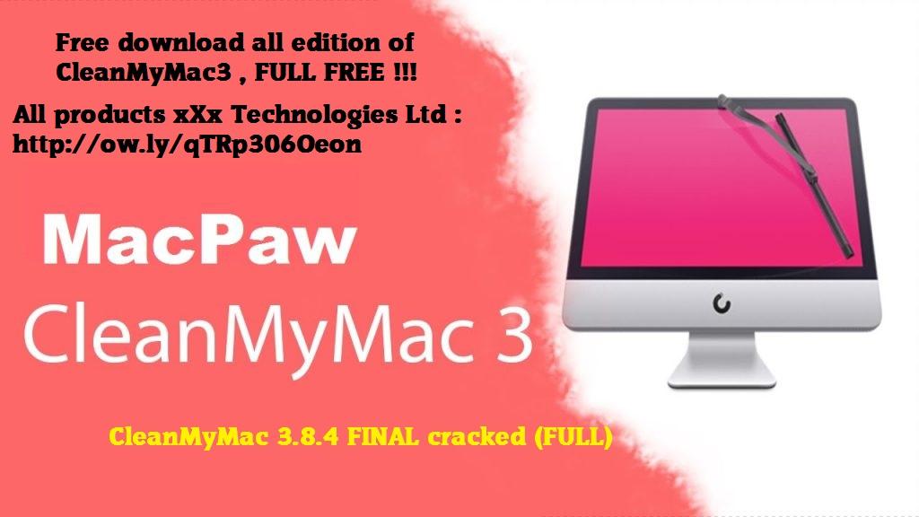 Macpaw CleanMyMac 3 64 bit