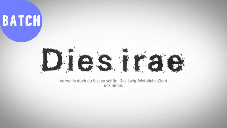 Dies IraeEpisode Subtitle Indonesia [Batch]