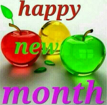 happy new month november 2017