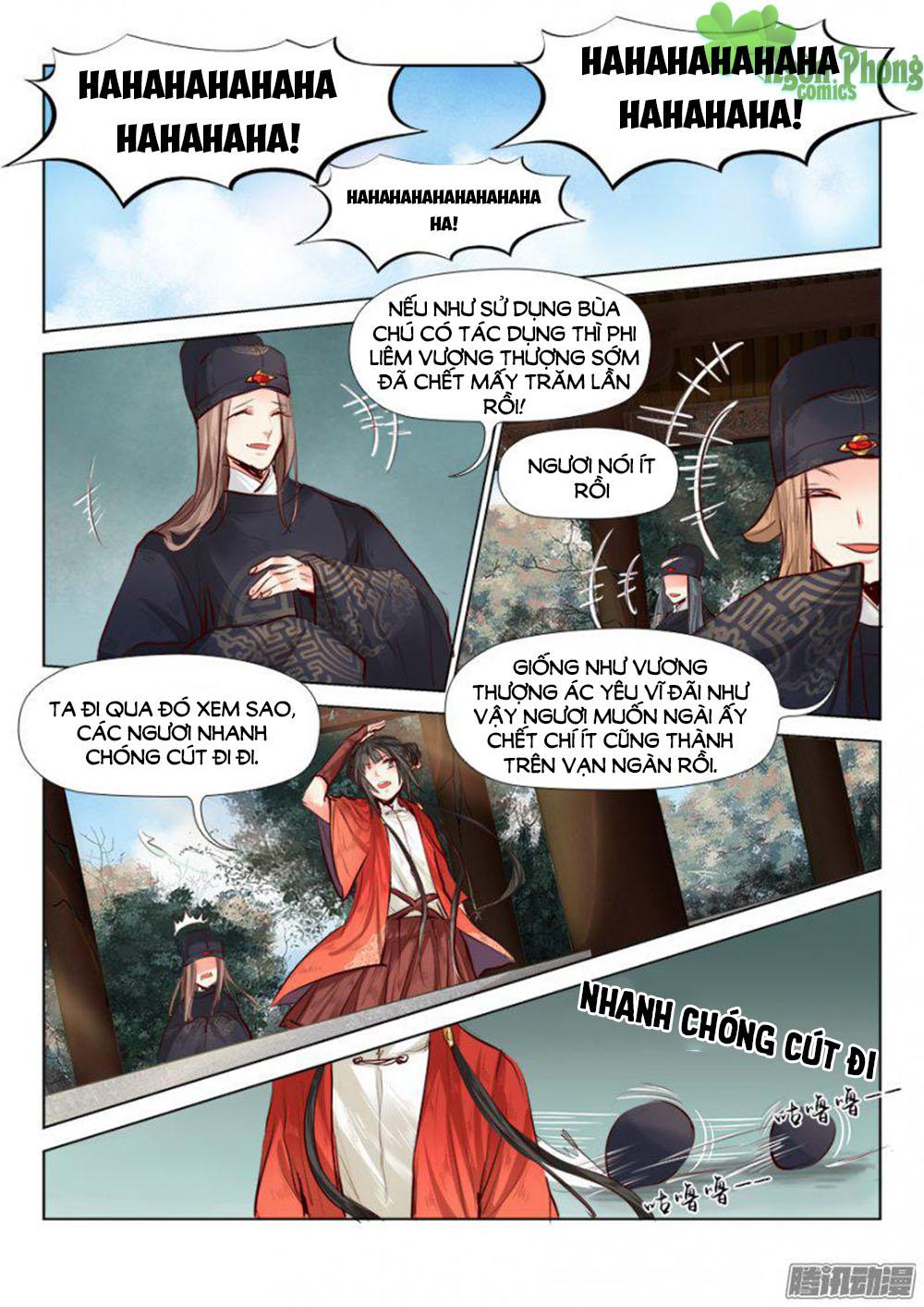 Luôn Có Yêu Quái Chapter 54